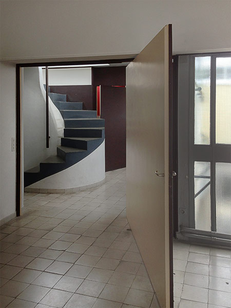 Le Corbusier Studio Apartment Paris