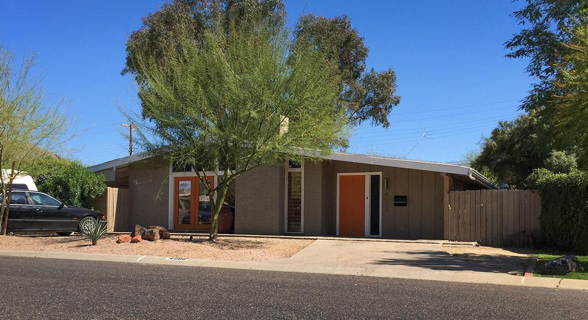 Modern Phoenix Neighborhood Network