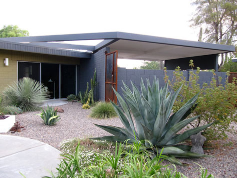 Modern Phoenix Home Tour In Paradise Gardens 2010