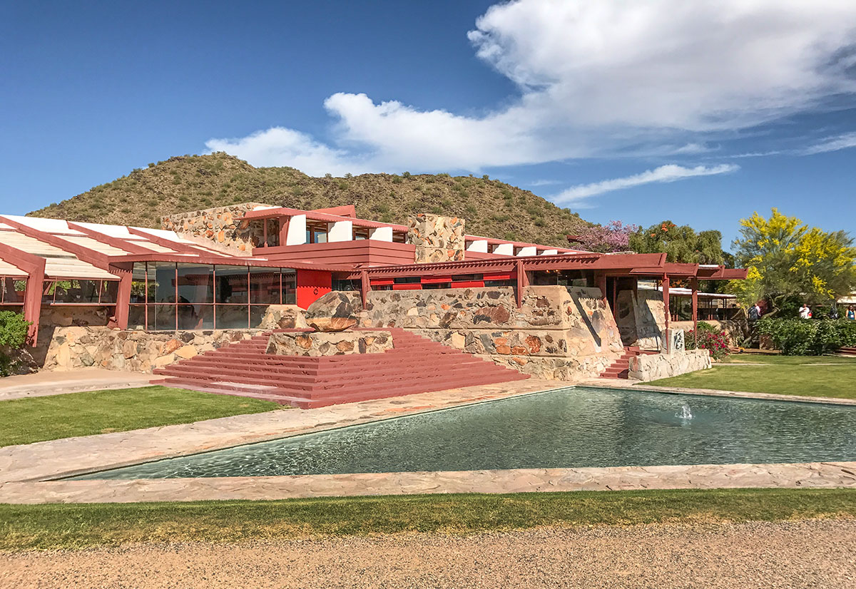 Taliesin during Modern Phoenix Week 2017
