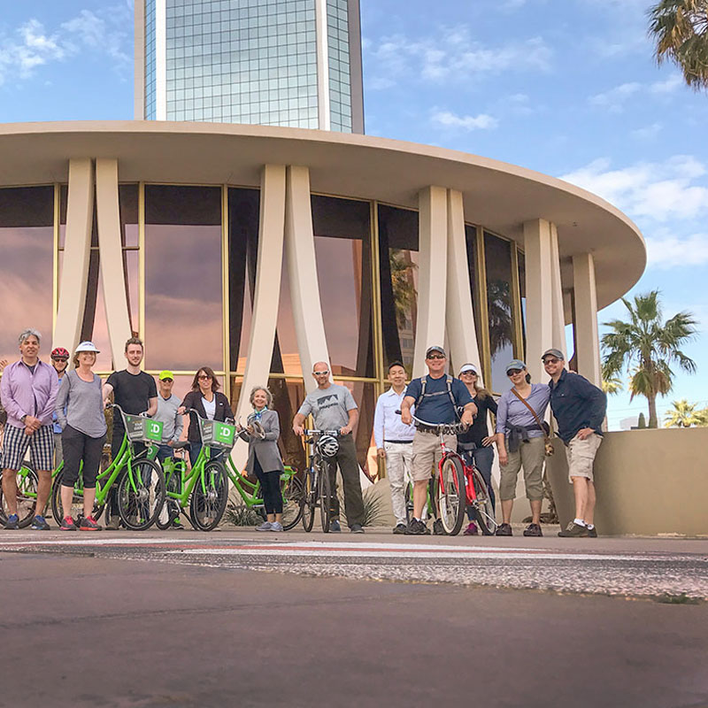 bike tour of midtown