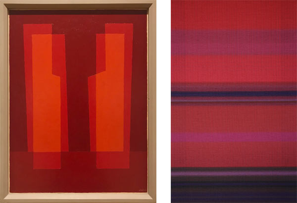 Josef Albers and Claire Campbell Park