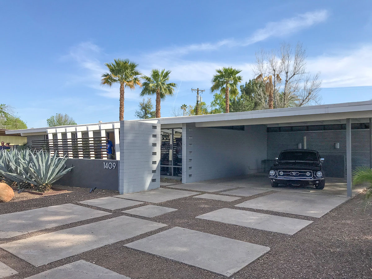 The Lorna House on the 2019 Modern Phoenix Home Tour