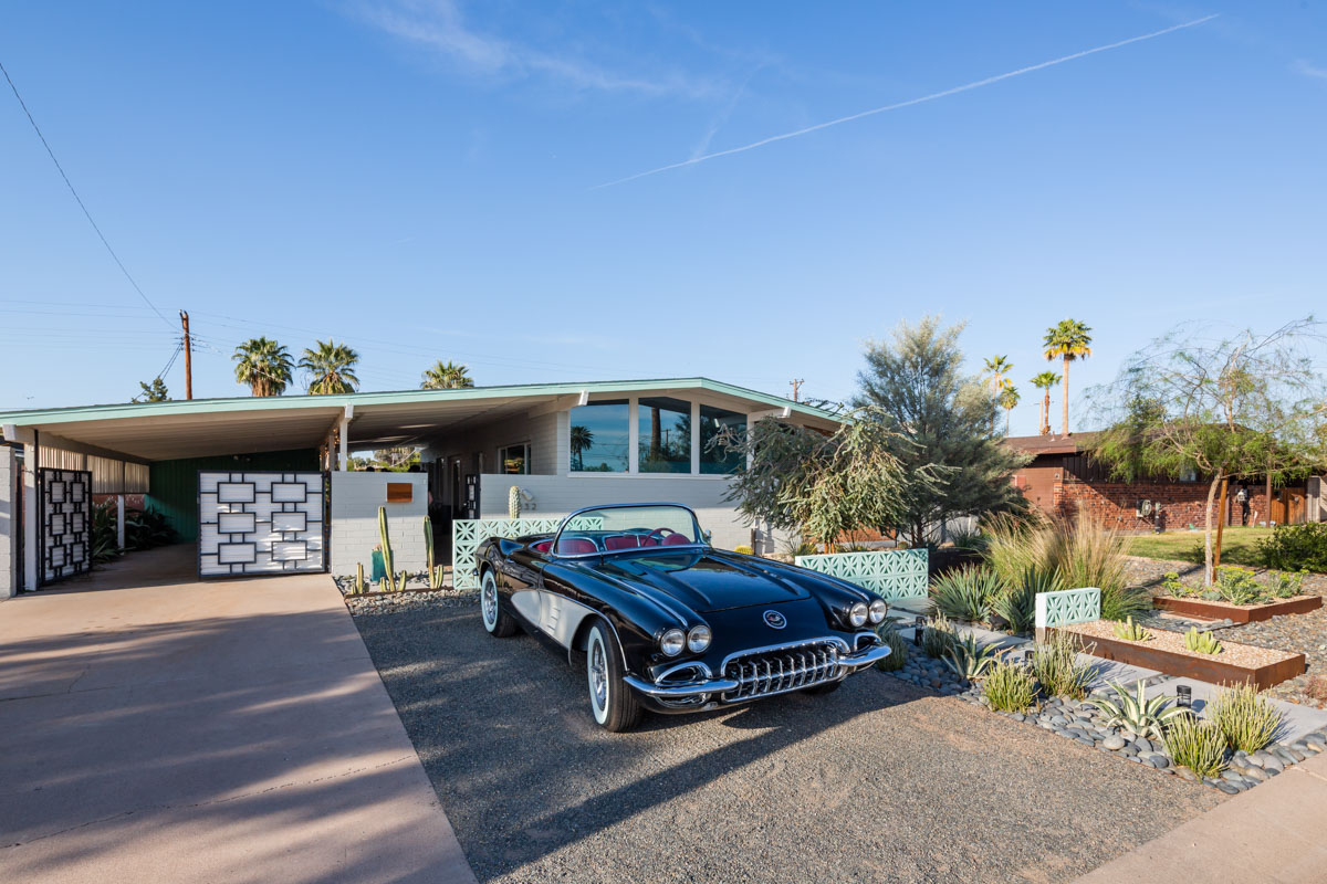 Patio Paradiso on the 2019 Modern Phoenix Home Tour