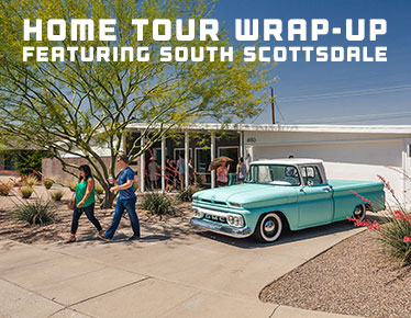 Modern Phoenix Home Tour Wrap-up 2015