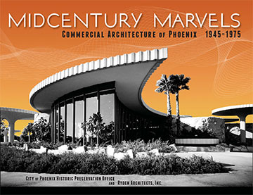 midcentury marvels book about phoenix architecture
